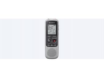 SONY digitálny záznamník ICD-BX140 - 4 GB, výkon reproduktoru 300 mW
