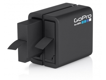 GoPro Dual Battery Charger HERO4 + batéria