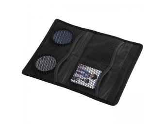 Hama 77761 set: UV filter, polarizačný filter, puzdro, priemer 62 mm