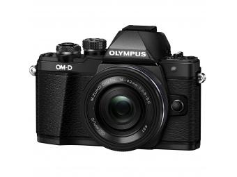 Olympus OM-D E-M10 Mark II Kit 14-42 EZ čierny/čierny