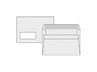 Obálka DL samolepiaca s okienkom vľavo (bal=1000ks)