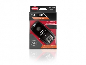Hähnel CAPTUR Receiver Canon - samostatný príjmač Captur pre Canon