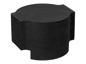 Zeiss Inlay - individuálna výstelka do transportného kufríka pre objektív Milvus 15mm f/2.8 & Makro-Planar T* 100mm f/2