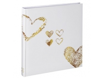 Hama 2363 Album klasický Lazise 29x32 cm, 50 strán,zlatý