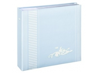 Hama 2248 Album memo Lasse 10x15/200,modrá,popisové pole