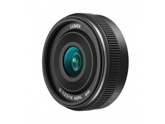 Panasonic LUMIX G 14mm F2,5 II. ASPH. black