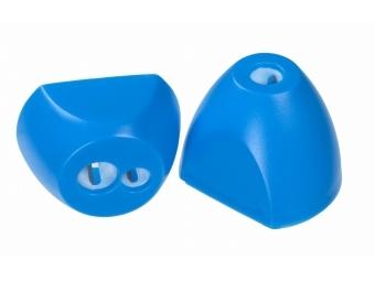 LINEX strúhadlo so zásobníkom modré