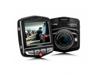 Lamax Drive C4 autokamera