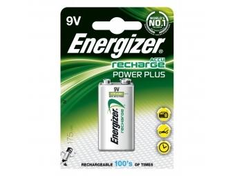 Energizer batérie dobíjateľné 9V 175 mAh