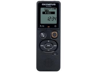 Olympus VN-540PC - Digitálny záznamník, čierny