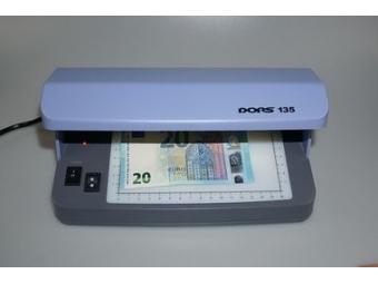 DORS UV lampa DORS 135 na overovanie bankoviek