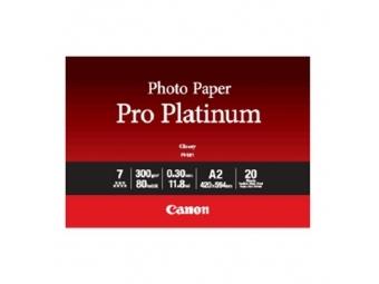 Canon PT101 Photo Paper Pro Platinum, A2, 300g (bal=20ks)