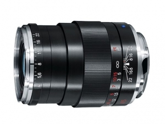 Zeiss Tele-Tessar T* 85mm f/4 ZM black