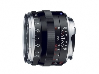 Zeiss C Sonnar T* 50mm f/1.5 ZM black