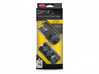 Hähnel CAPTUR Remote Sony - diaľková spúšť DSLR + diaľková spúšť blesku pre Sony
