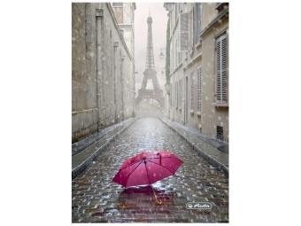 Herlitz Diár 2018 A5 denný 352 str,15x21cm Paríž