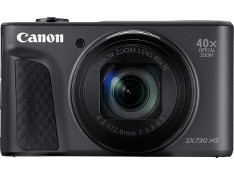 Canon PowerShot SX730 HS čierny