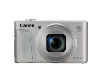 Canon PowerShot SX730 HS strieborný