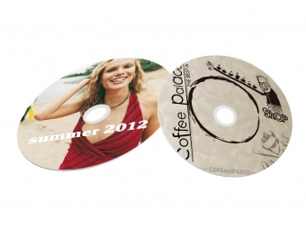 Potlač CD / DVD