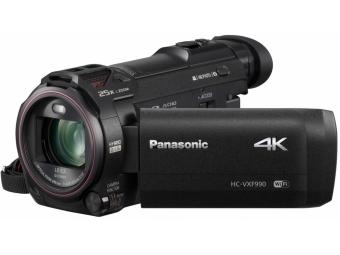 Panasonic HC-VXF990EP-K 4K, UHD kamera