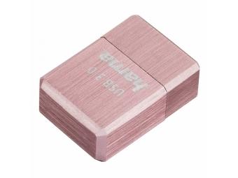 Hama 124168 FlashPen micro Cube, USB 3.0, 16 GB, 100 MB/s, ružový