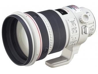 Canon EF 200mm f/2LIS USM (pri kúpe s fotoaparátom -550€ SPÄŤ)