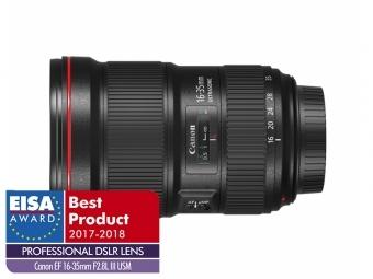Canon EF 16-35mm f/2.8L III USM -300€ CASHBACK (pri kúpe s fotoaparátom -150€ SPÄŤ)