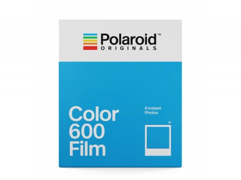 6be4336fe Polaroid film 600 Color biely rámik pre polaroid 600 | Foto-video ...