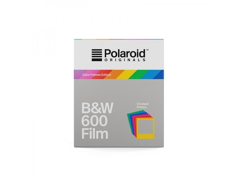 2ad59f31b Polaroid film 600 B&W farebný rámik pre polaroid 600 | Foto-video ...