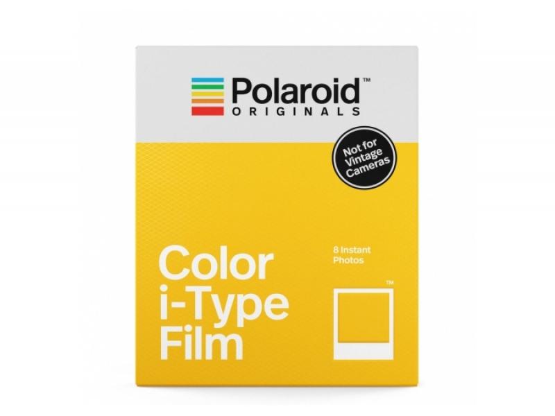 1dadaadcf Polaroid film i-TYPE farebný | Foto-video | Fotoaparáty | Filmy pre ...