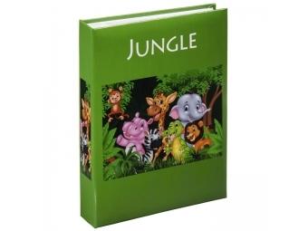 Hama 2439 album memo Jungle 10x15/200,popisové štítky