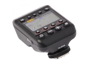 FOMEI HSS TTL - vysielač Nikon pre T400TTL