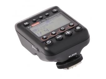 FOMEI HSS TTL - vysielač Canon pre T400TTL