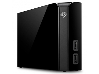 "Seagate Backup Plus HUB 8TB 3,5"" external HDD USB3.0 čierny"
