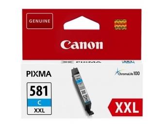 Canon CLI-581 Atramentová náplň Cyan XXL