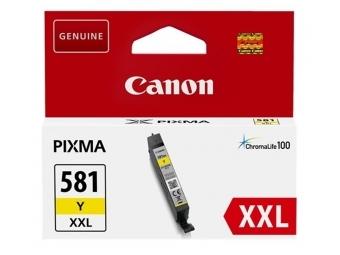 Canon CLI-581 Atramentová náplň Yellow XXL