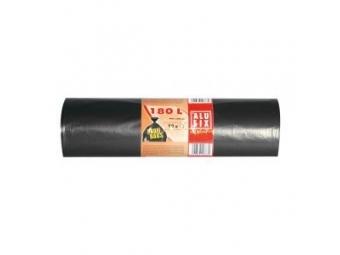 Alufix Vrecia na odpad 45mic 180l,800x1200mm,čierne(bal=10ks)