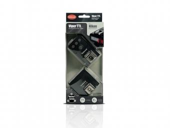 Hähnel VIPER TTL bezdrôtový ovládač pre Nikon