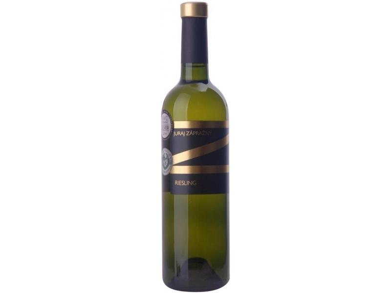 Víno biele Rizling rýnsky 2016 Neskorý zber - Zápražný