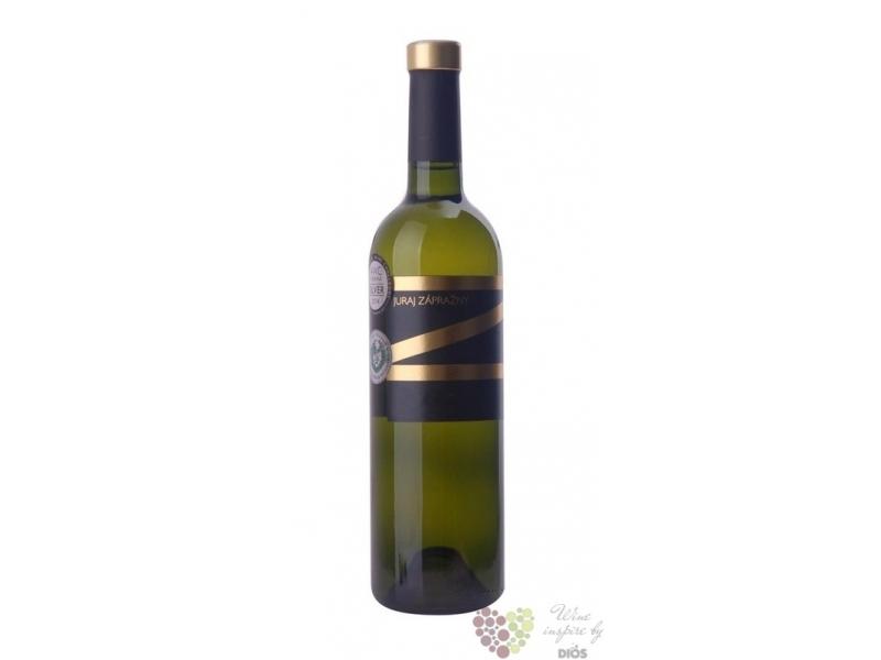 Víno biele Rizling vlašský 2016 - Zápražný