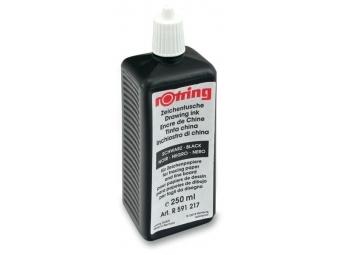 Rotring tuš čierny 250ml
