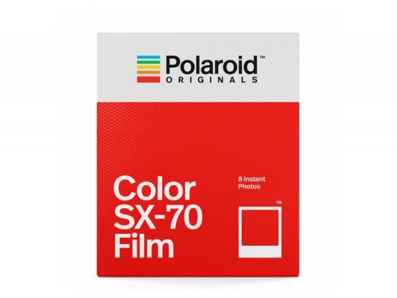 7833584c6 Polaroid film SX-70 Color biely rámik pre polaroid SX-70 | Foto ...