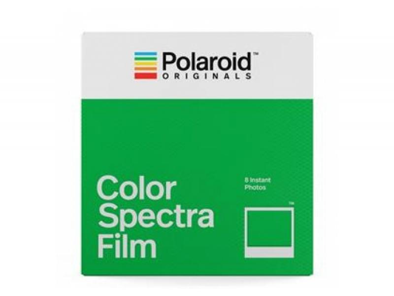 772c45962 Polaroid film Image/Spectra Color biely ramik pre polaroid Image/Spectra