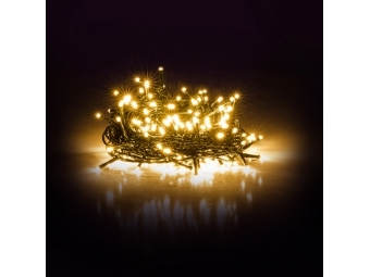 Retlux RXL 208 150LED 15+5M WW TM Vianočné osvetlenie