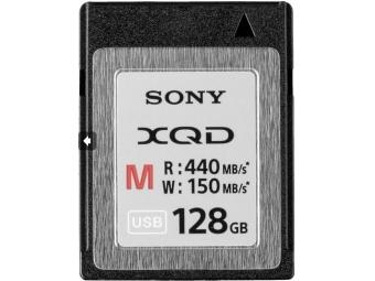 Sony XQD karta QDM128, 128GB, až 400 MB/ s