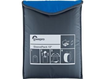 Lowepro púzdro SleevePack 13 modré/šedé