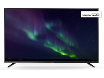 "Sharp LC 65CUG8052 ULTRA HD SMART LED televízor s uhlopriečkou 65"" (164 cm)"