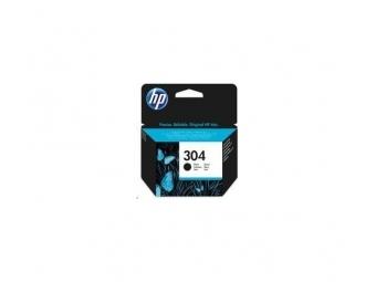 HP N9K06AE (No.304) Atramentová kazeta Black