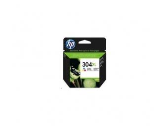 HP N9K07AE (No.304) Atramentová kazeta Color XL