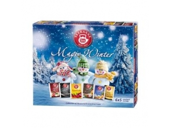 Teekanne Čaj Magic Winter 144g (bal=6x5ks)